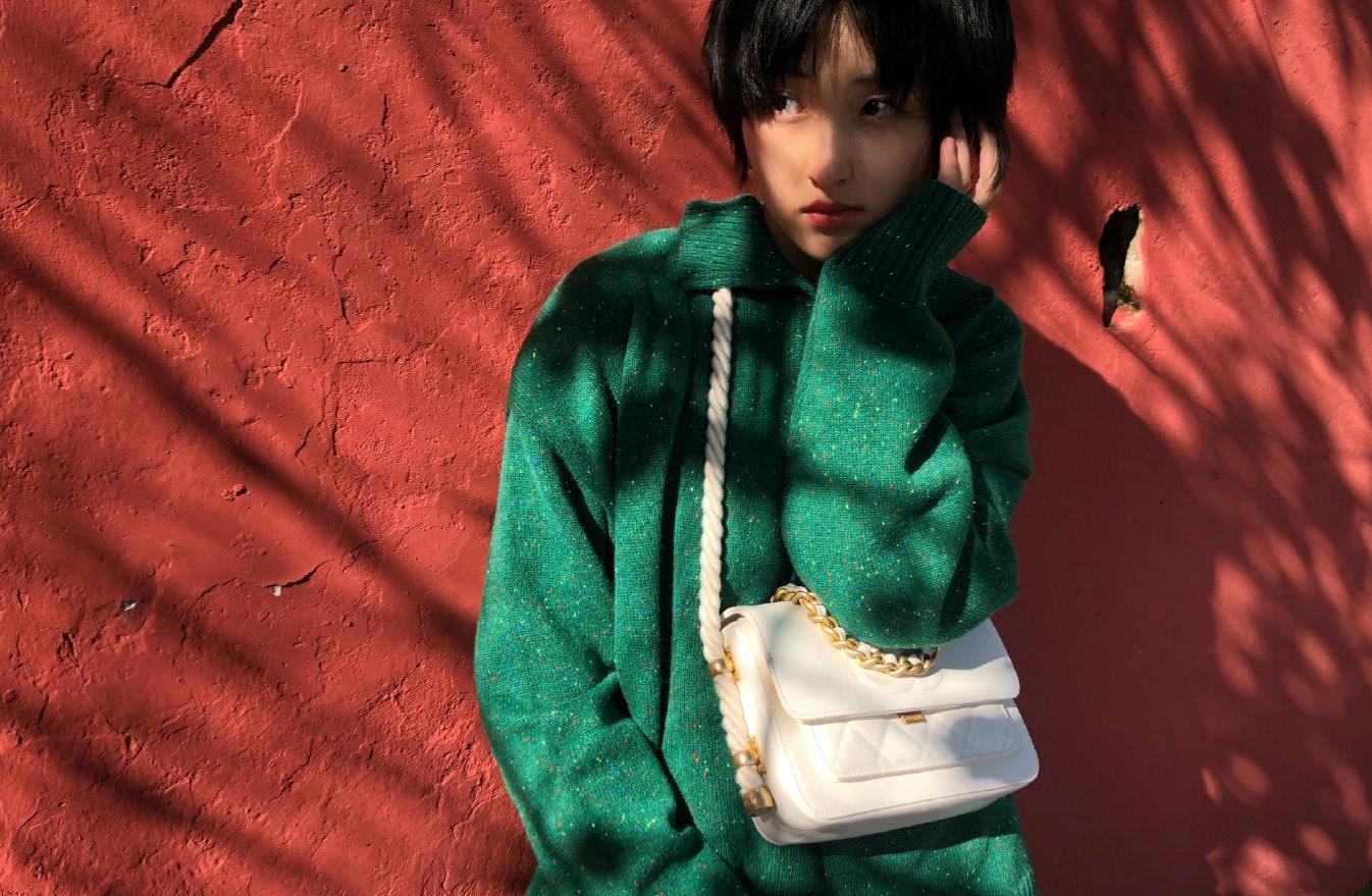 女神张子枫:第6514期气质潮流美图欣赏