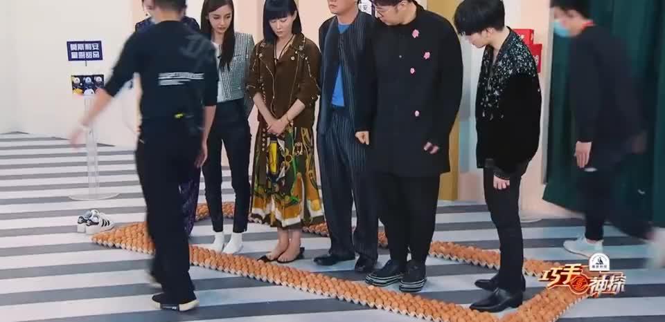 巧手神探:张萌嘴瓢现场,被杜海涛狂怼!