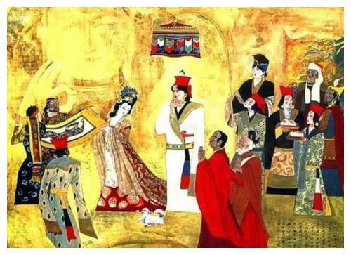 历史上的突厥族和回鹘族,为何会结下世仇?竟是因为此事!