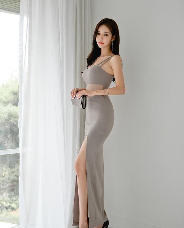 气质小姐姐唯美穿搭,时尚大方简洁又可爱,气质脱俗简直美极了!