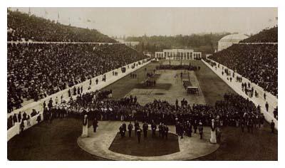 1896年首届希腊现代奥运会,哈佛大学语言学学生参赛夺冠却丢学籍