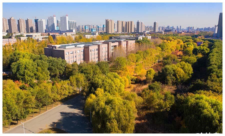辽宁最美城市秋景,竟在这所大学,知名度堪比武大樱花,太美了!