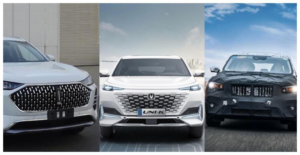 2021国产品牌决战中型SUV,长安吉利长城谁将脱颖而出?