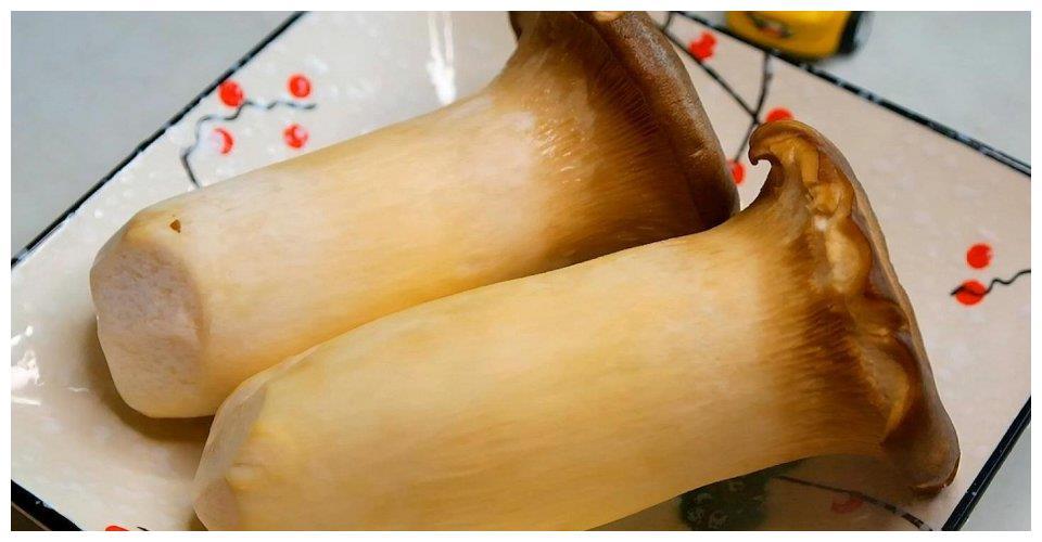 杏鲍菇这样做实在太好吃了,简单家常,比吃大鱼大肉还好吃