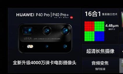 李楠力挺手机CMOS高像素:方向肯定是对的,但不能太激进