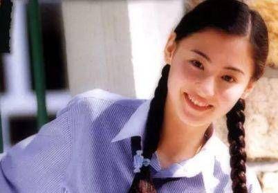 张柏芝:盛世美颜,张柏芝年轻时候有多美,一组套图带大家了解