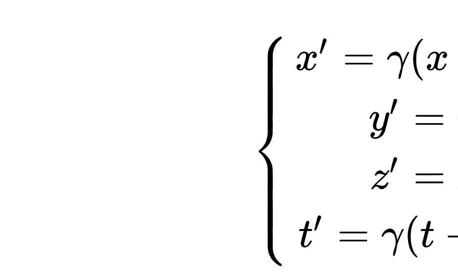 洛伦兹推导出了洛伦兹变换,为什么却没发展出相对论?