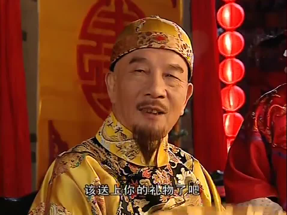 刘罗锅:刘统勋大寿,皇上参加寿宴遇刺,小刘墉机智看透一切