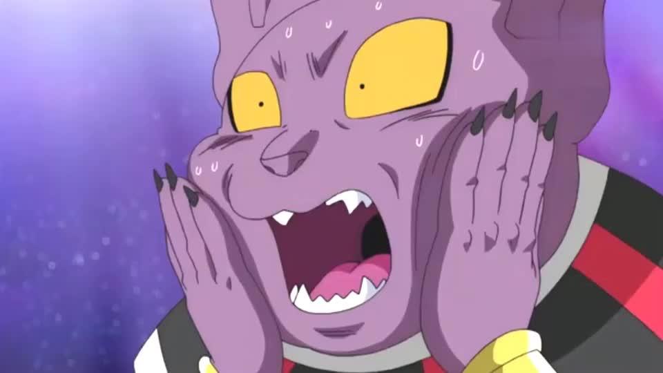 龙珠:连这么强大的卡卡罗特都被打败,贝吉塔都惊了!