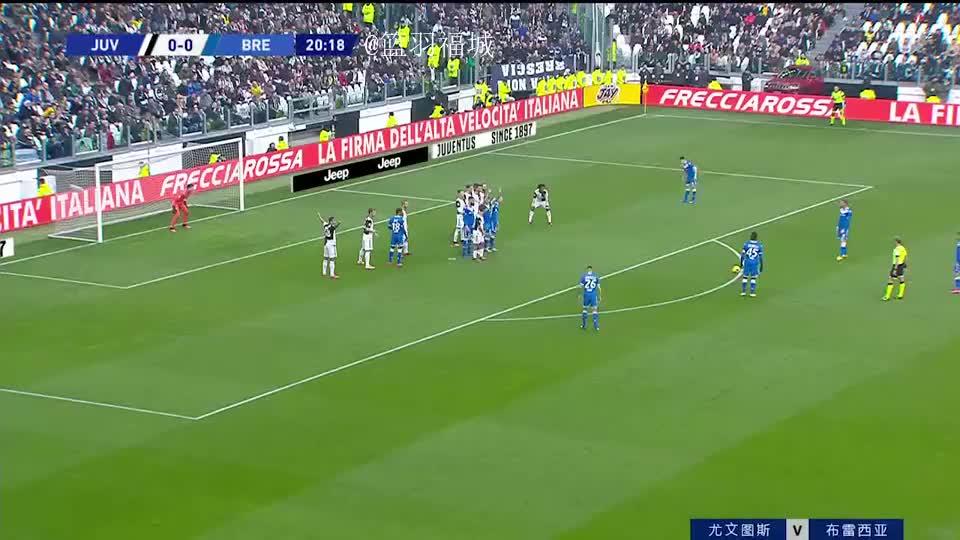 意甲-迪巴拉头筹加中楣 皮亚尼奇伤退 乌烟瘴气的萨里 尤文2-0胜