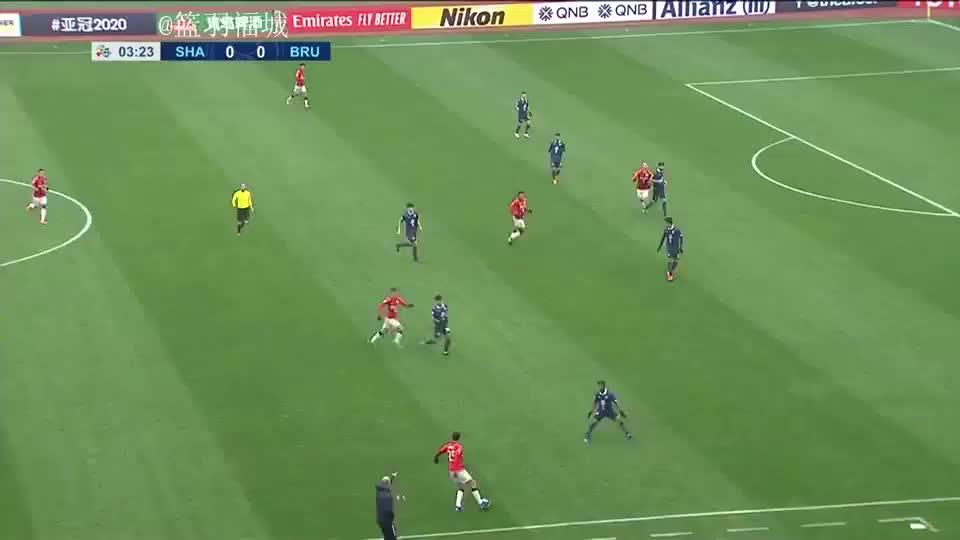 亚冠附加赛,上海上港主场3-0击败泰国武里南联,顺利晋级正赛