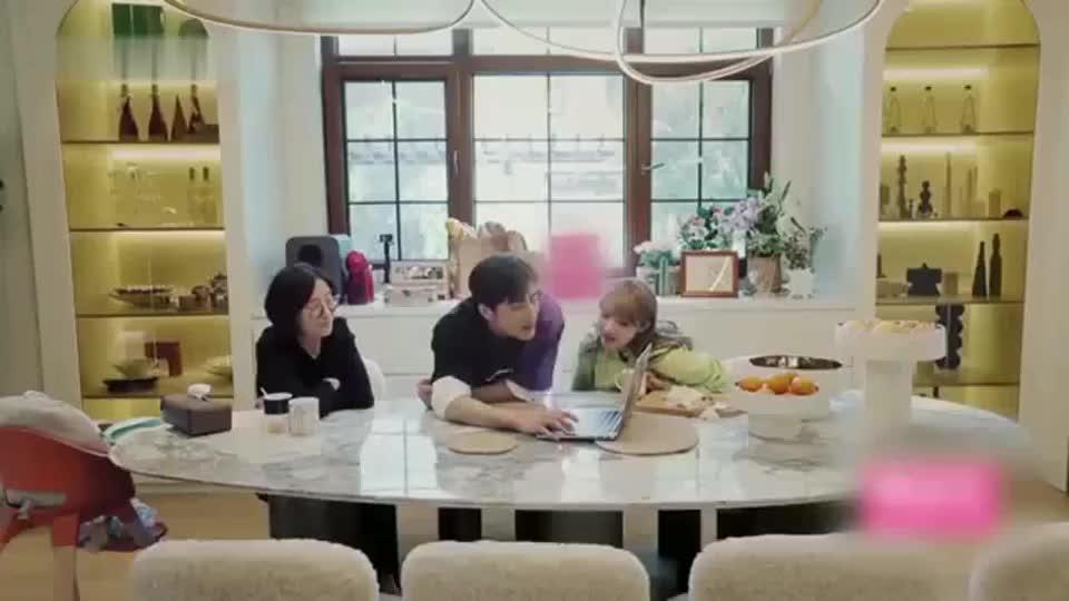 姜潮麦迪娜讨论二胎跟谁姓妈妈认为孩子应该随父姓传统不应随意改