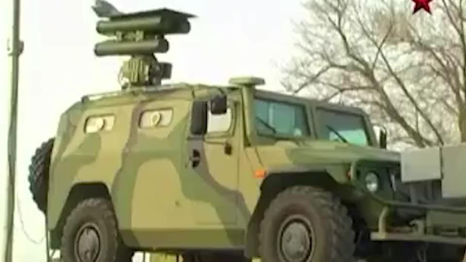 俄罗斯轻型第三代反坦克导弹,令美军头疼的存在!