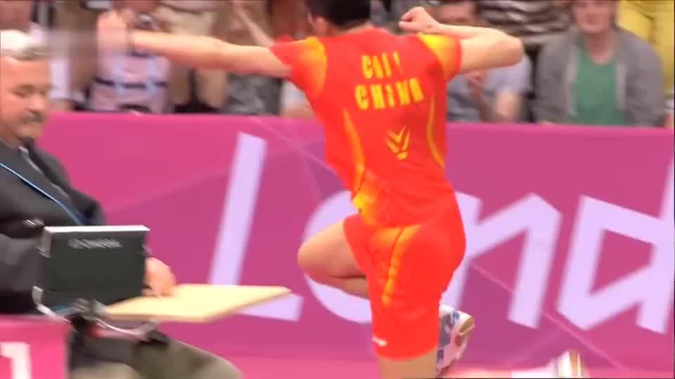 从标清到高清再到超清,国羽队近代奥运会夺金瞬间,我已泪流满面