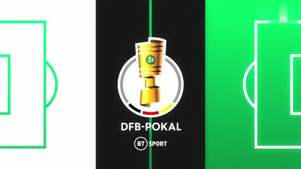 【足球集锦】德国杯决赛 勒沃库森vs拜仁慕尼黑