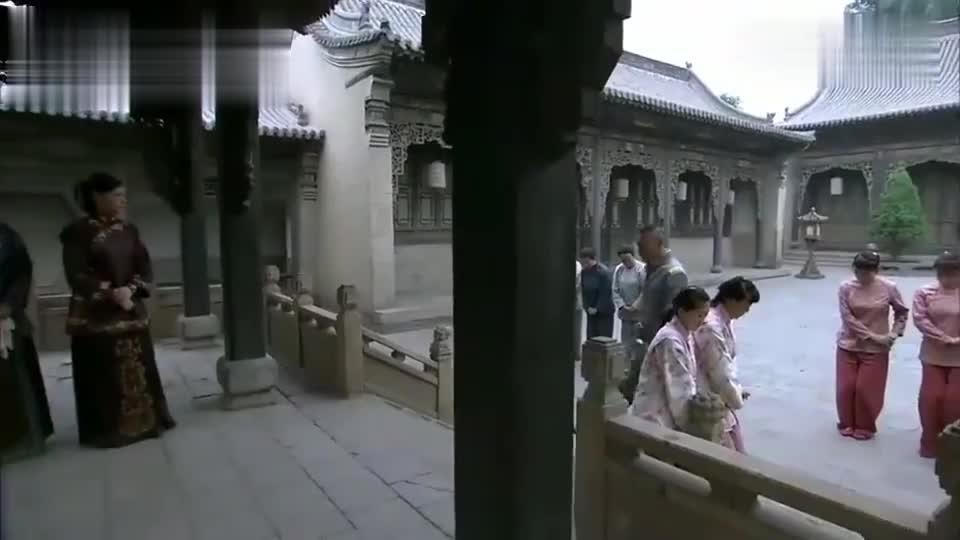 赵元庚娶了四位太太,容貌一个比一个惊艳,胖丫在线傲娇