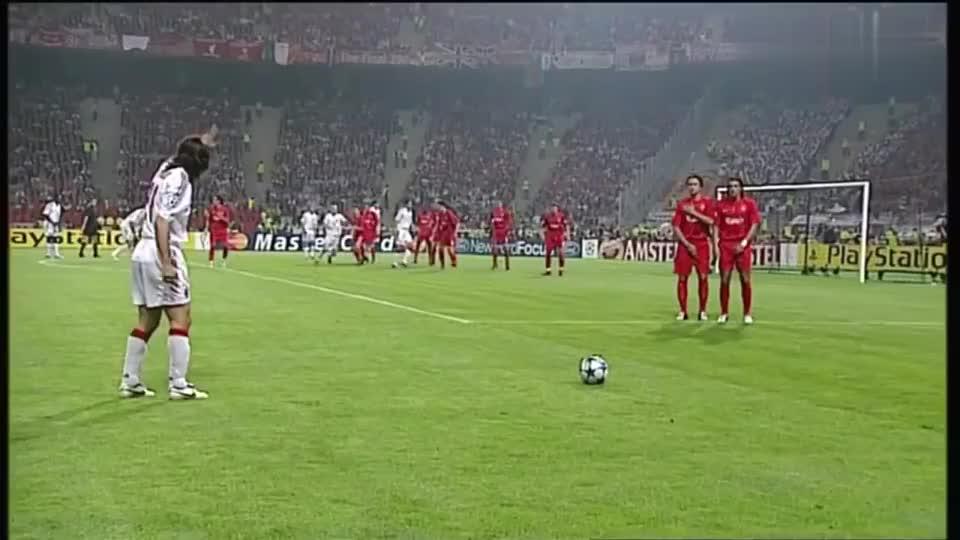 现场原声!经典赛事复盘,伊斯坦布尔奇迹,AC米兰VS利物浦