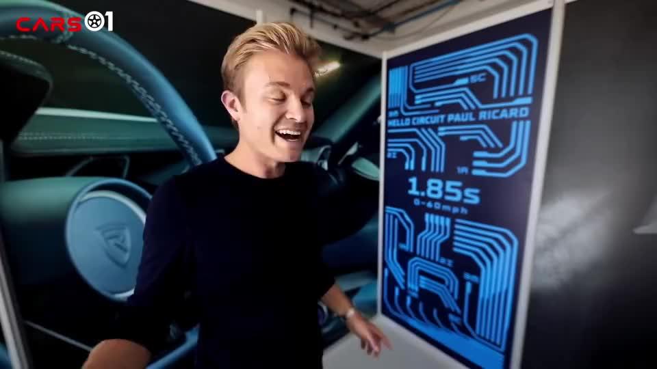Cars01字幕组丨F1名宿罗斯博格新买了一台神车