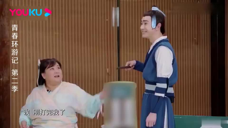 刘敏涛录节目突然发飙,当场怒怼杨迪,周深看懵了