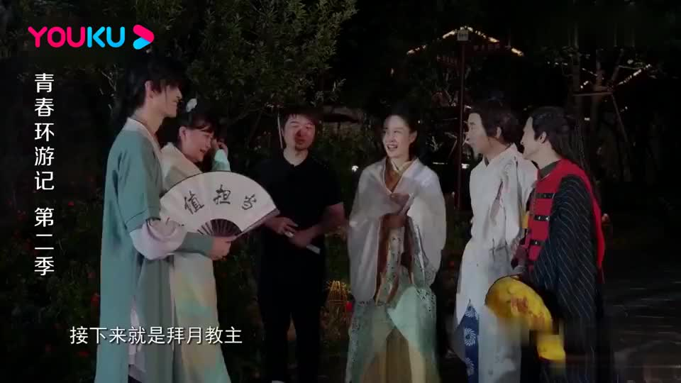 刘敏涛录制突发状况,当场泪崩,贾玲连忙过去安慰!