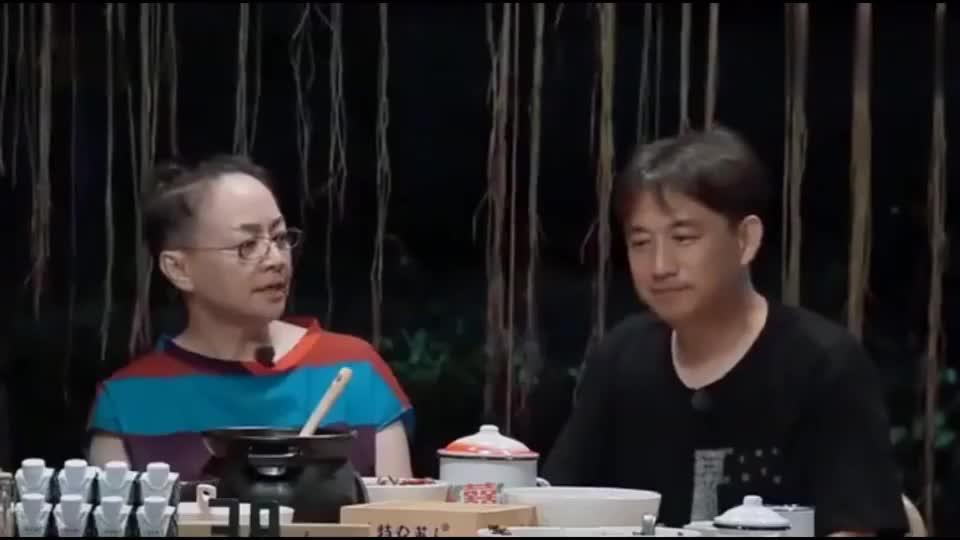 向往的生活:宋丹丹和黄磊同台互斗,丹丹姐毫无招架之力啊!