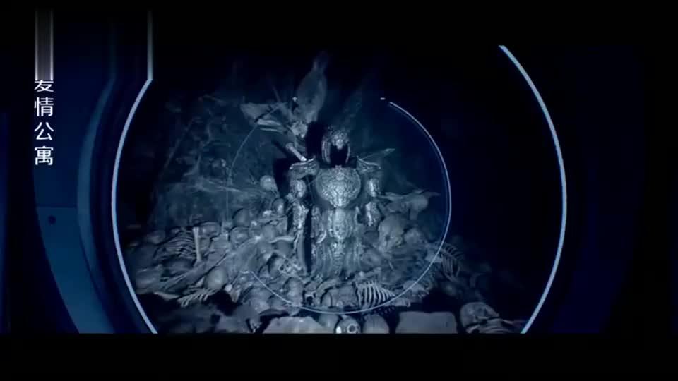 曾小贤与王胖子意外发现铠甲,却没想到是张起灵的传家宝,