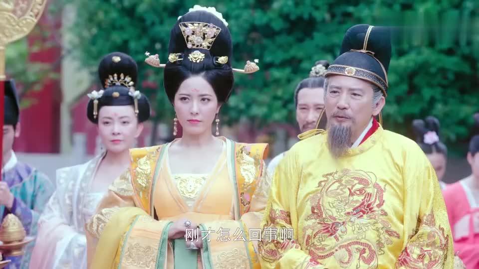 大唐荣耀:皇上不爽崔彩屏的嚣张,你很高贵啊,却欣赏珍珠