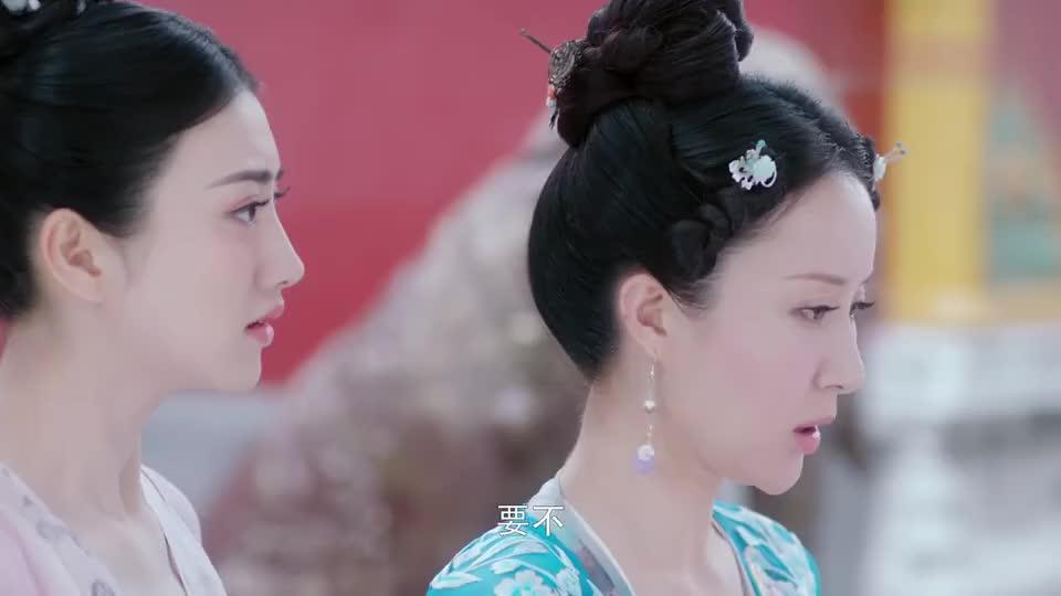 大唐荣耀:崔彩屏嫌弃林致的襦裙,给我跪下来,珍珠出面却被怼