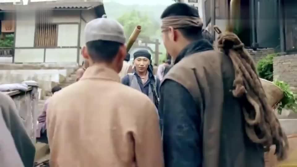 王三春直言何辅堂不能再留,让白老虎找个机会干掉他