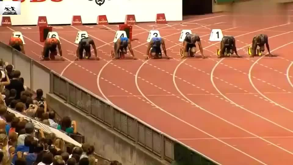 百米最快博尔特跑进9秒6,布雷克可以跑进9秒7