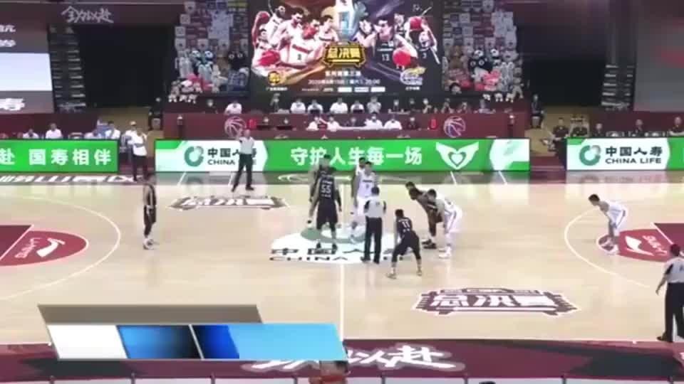 CBA十冠王!广东击败辽宁成功卫冕 阿联伤退威姆斯39分