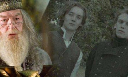 哈利波特:心甘情愿被格林德沃当强使的人,怕是忘了邓布利多吧