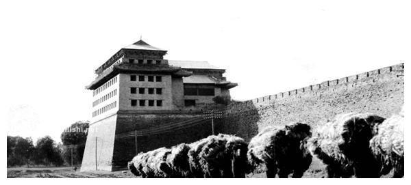民国初年的北京城 满大街不愿剪的辫子 不以为耻反以为荣