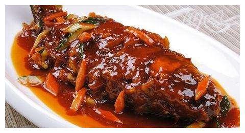 美食推荐:糖醋鱼,回锅牛肉,芦笋炒肉的做法