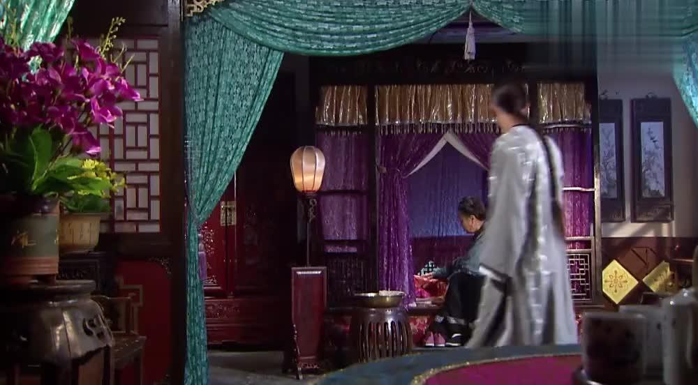 小梅病倒郑板桥紧张坏了,奶娘猜中他心思,郑板桥老脸一红