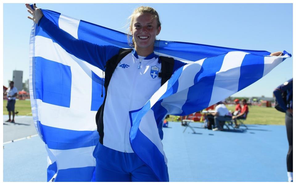 63米96!17岁欧洲天才少女破田径世界青年纪录 吕会会潜在对手