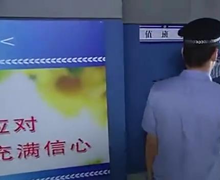 老爸在狱中看到女儿比赛视频,激动的流出了泪