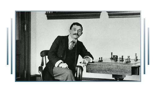 超玥国际象棋丨数学家、哲学家、剧作家棋坛巨人拉斯克的巅峰之路