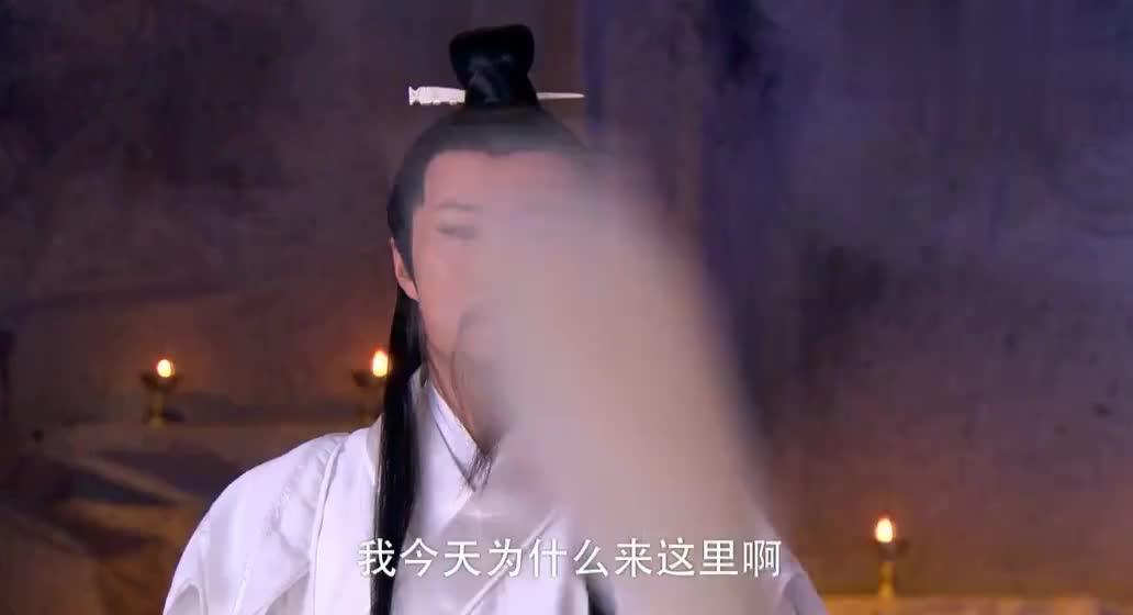 姜子牙代哪吒受罚,被东海龙王用金匕首捅死,哪吒哭的好凄惨