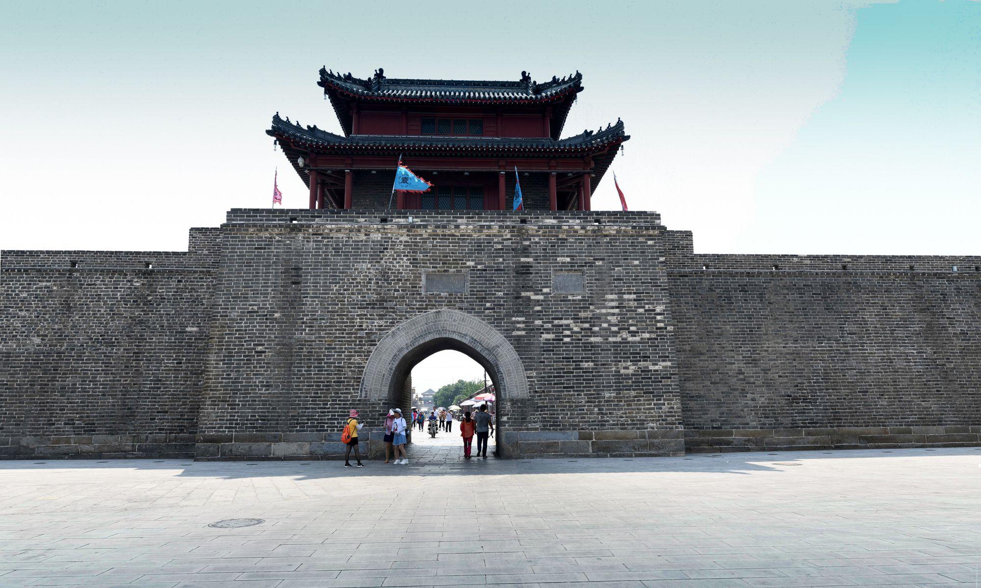 辽宁兴城古城,我国保存最完好的明代四座古城之一