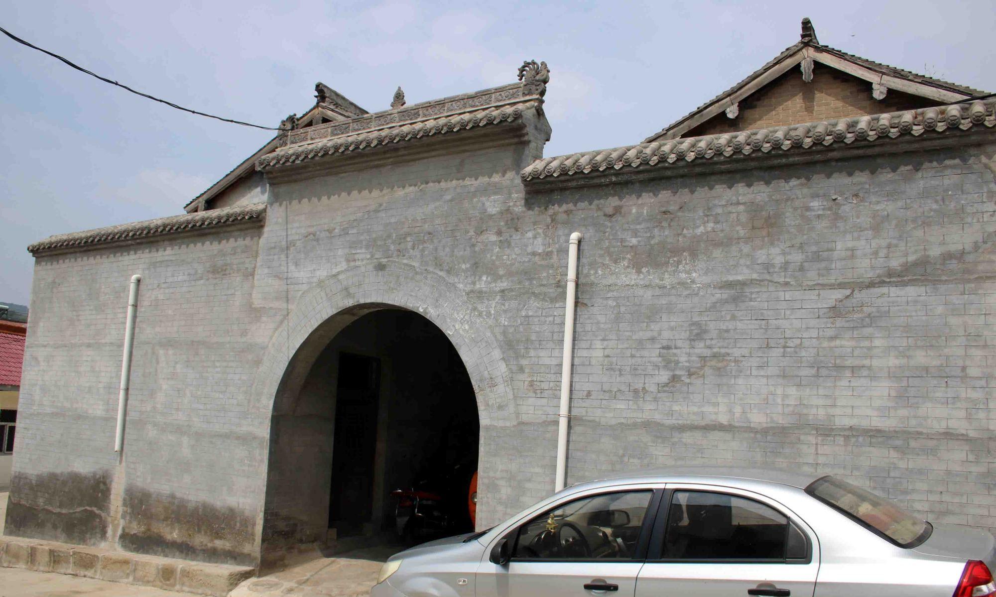 山西阳城全力打造全国古堡民居第一县