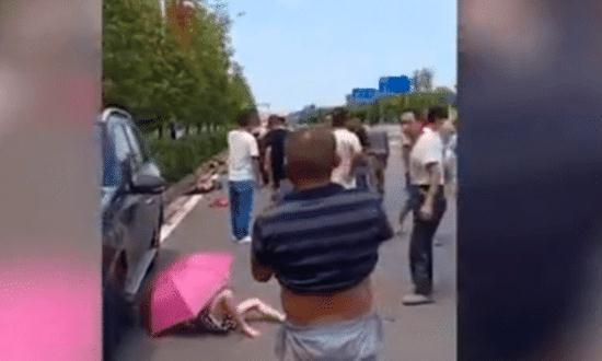 湖南衡阳发生重大交通事故!现场触目惊人,导致一人死亡!