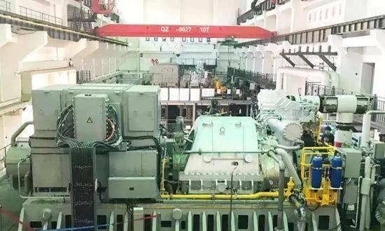 捷报传来!中国再次攻克难关,国产20兆瓦发电机组问世