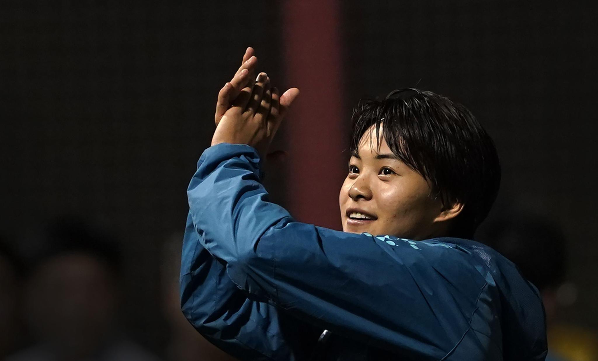 足球——王霜回归女足超级联赛首秀获胜