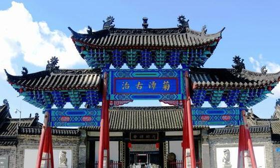 """我国唯一保存完整的县衙,号称""""天下第一衙"""",以故宫为蓝本建造"""