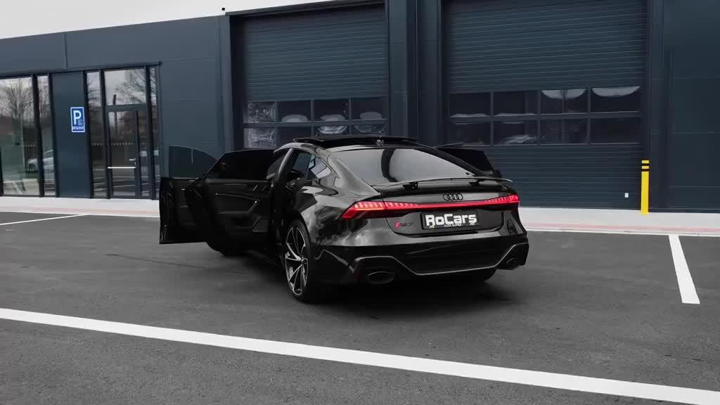 2020款奥迪Audi RS 7 奥迪颜值最高的车
