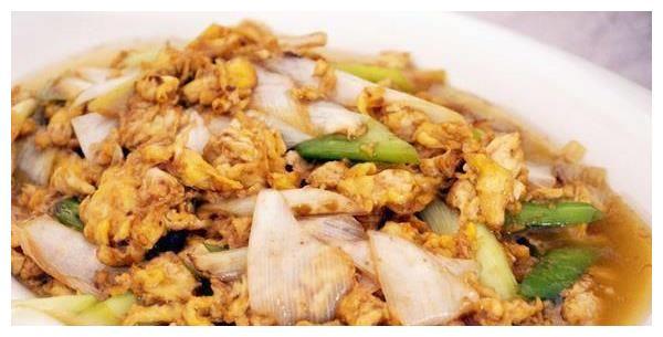 美食推荐:西汁焗猪肝,醬炒鸡蛋,清炒金针菇的做法