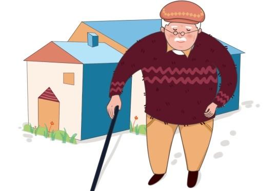 老人怎样保养膝关节?保暖、运动还不够,补充氨糖软骨素要重视!