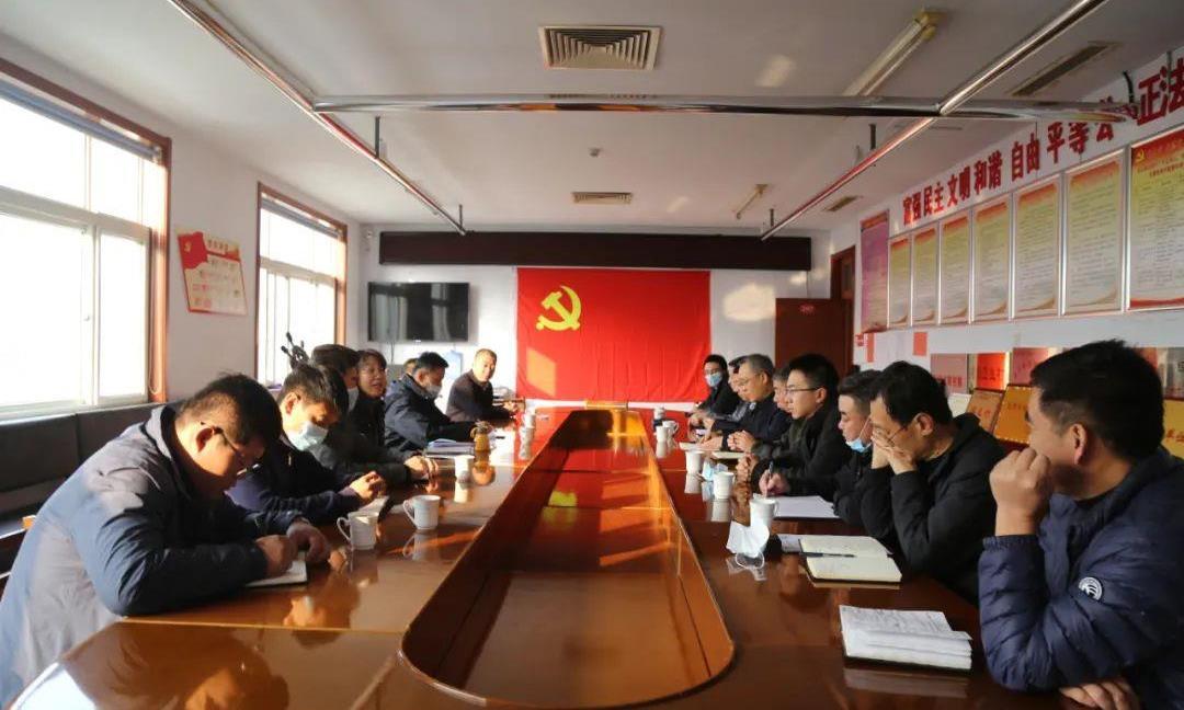 省派邹平市加强农村基层党组织建设工作总队到长山镇调研