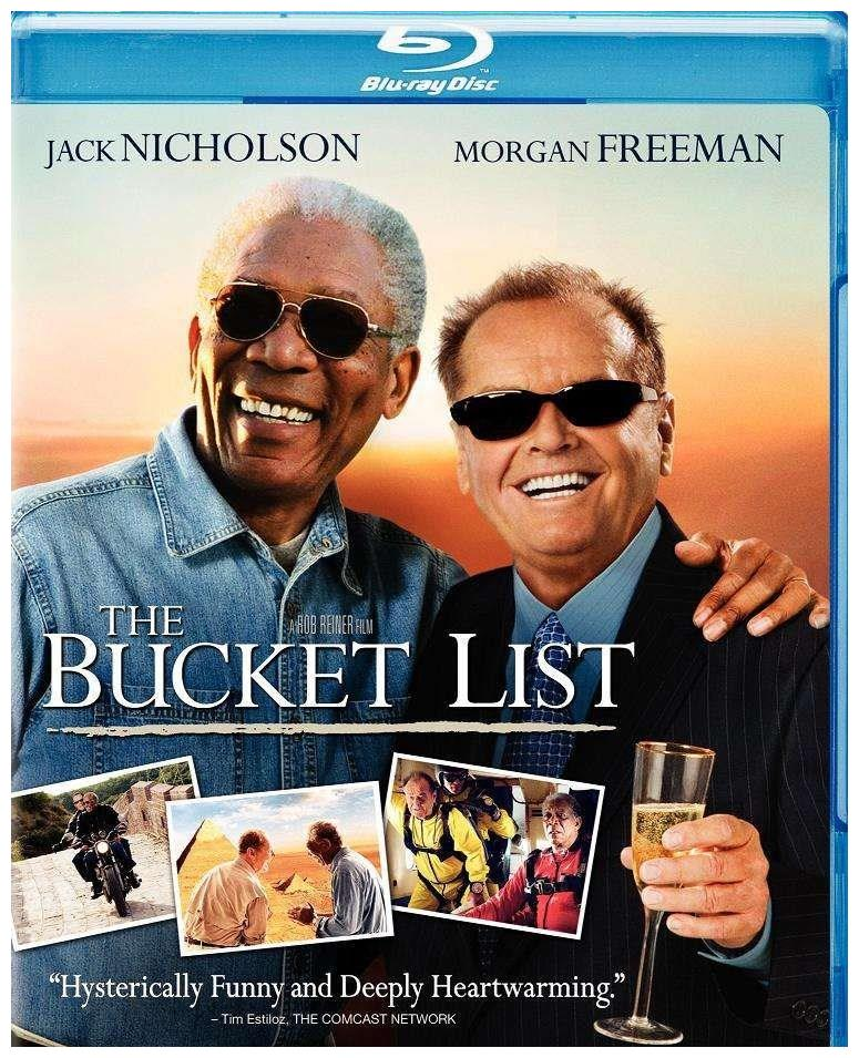 电影:《遗愿清单》假如生命到了尽头,你会做些什么?